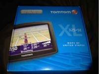 Tom Tom gps XL 325SE 4.3 screen  SERIOUS INQUIRIES