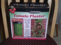 Tomato Planter, just add soil in the bag, water and