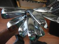 Thank you for looking! I have Tommy Armour Golf clubs