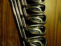 Type: Golf ClubsThe set has SS shafts & & consists of