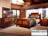 Island House Sleigh Bedroom Collection Feel the Island