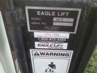 Make offer ::Eagle lift gate works great pulled off of