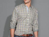 We dare you to have too much plaid like this shirt from