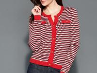 Add texture to your ensemble with Tommy Hilfiger's knit