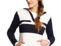 Sporty colorblocking energizes this Tommy Hilfiger