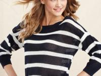 Set your sights on stripes in Tommy Hilfiger's