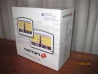 "TomTom EASE 3.5"" GPS with Text-To-Speech & IQ Routes,"