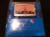 New in the box GPS unit. Tom Tom XL 330 4.3 Inch