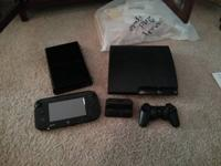 Wii U deluxe SOLD Xbox 360 Halo 4 Edition with 2 halo
