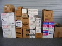 hi, i have the following bulk LOT of tonor for sale. if