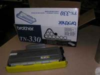 I have an apparently new Brother TN-330 Toner