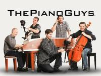 "Tickets readily available for tonight!""THE PIANO GUYS"""