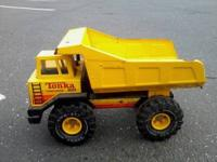 Tonka Dump truck. $30 Call Greg  Location: Chico