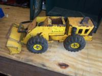 TONKA DUMP TRUCK IN GOOD CONDITION ASKING $22.50 SEE