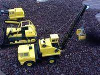 These are large excellent condition Tonka's Loader