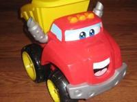 FOR SALE - Tonka RUMBLIN' CHUCK Interactive Motorized