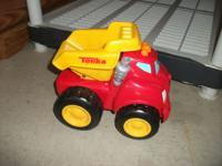 Tonka Talking Chuck The Truck Like New!! (Sells for