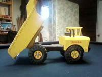 1950-1960 tonka truck for sale $60.00 or best offer .