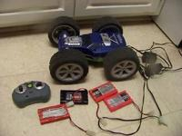 ORIGINAL OWNER TONKA XT RICOCHET STUNT PRO RC, WITH