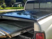 i have a tonneau cover on my dodge truck i want it gone