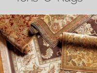 Tons O Rugs Online Auction CalAuctions.com This Sale is