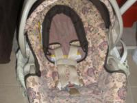 Car Seat w/2 bases $40.00 or one base for $20 Swing -