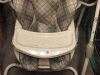 Have tons of baby items... High chair 25.00 Bounce
