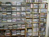 WE HAVE THOUSANDS OF DVD MOVIES ON SALE. A WIDE VARIETY