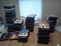 Selling DVD's for 5 each. Phone is  THRILLER- The Doom