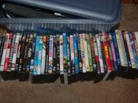 I have a ton of New releases in DVDs that I want to get