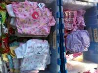 Great baby girls clothes size 0-3 months, 3-6 months,