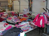 Multi household large yard sale. Saturday 6/21 and
