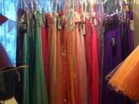Designer Consigner Boutique specializes in Prom/Formal