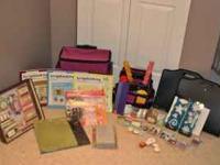 Scrapbook Tote Scrapbook accessory organizer 2