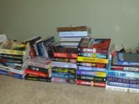 Lots of books to pick from! There are just too numerous