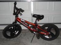 "TONY HAWK 18"" BOY'S BICYCLE. EXCELLENT CONDITION WOULD"
