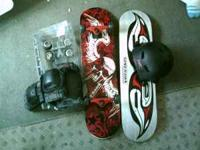 Hello i have a Tony Hawk skate board up for sale. It