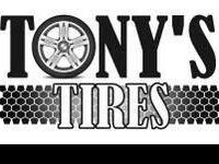 TONY'S TIRES  WE HAVE QUALITY USED AND NEW TIRES!