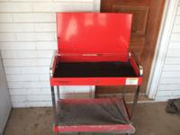 TOOL CART NEW. NEVER USED. RETAIL FOR 219.00. 130.00 OR