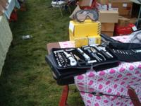 These tool kits are great for the car, the tractor, the
