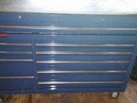 I have a ITB 2 TOOL BOX for sale 56 inch, very heavy