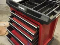 Craftsman tool chest. Great condition. $100.00. This ad