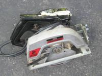 Tools - For Parts or Repair, Buy 1 or all Circular Saw