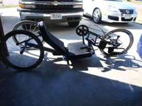 My husband and I bought this handcycle 2 years ago