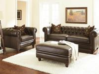 The Tusconny is a relaxing comfortable collection with