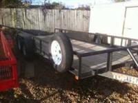 Contact  or  Top Hat Trailer Great Condition!!! Must