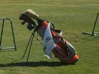 I have a top of the line, custom ordered golf bag, top