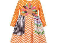 Get your little girls Thanksgiving Dress Outfit on time