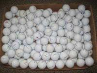 I SELL ALL MAKES OF USED GOLF BALLS: I'M JUST NORTH OF