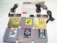 Great Nintendo Package! Console, Games and Controllers